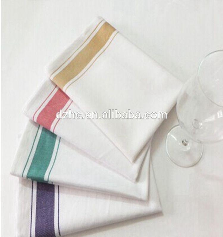 kitchen towels wholesale cabinet range hood design textile plain white cotton tea towel