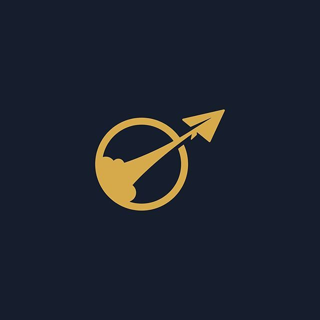 By @col_stewart RocketMail #rocket #mail #email #graphicdesign #logo #brand