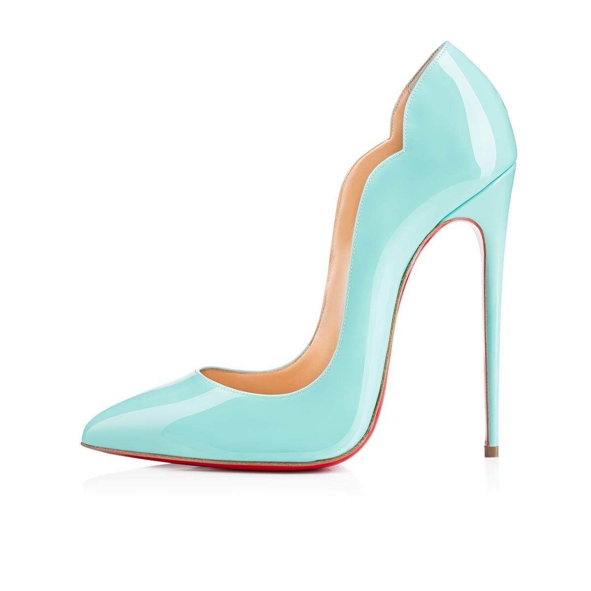 932763e86c9 Christian Louboutin Hot Chick | Shoes | Shoes, Shoes heels, Heels