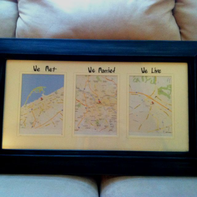 Great Wedding Gift For Husband: Anniversary Gift For My Husband To Put In Our New House