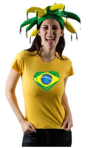 Camiseta Brasil (01) - Camisetas Personalizadas 13600eac141