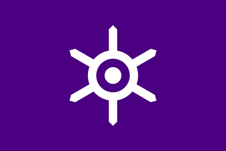 Tokyo\'s flag | Japanese Heraldry and Logos | Pinterest