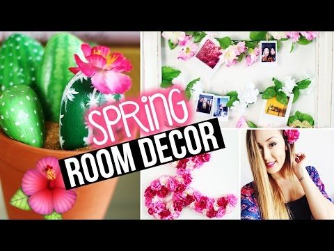 Diy Room Decor For Spring Diy Chandelier Crafts Diy Flowers