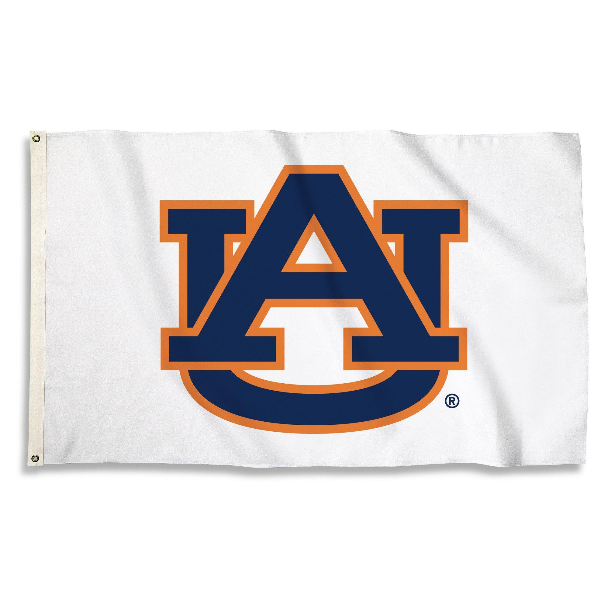 Auburn tigers 3 ft x 5 ft flag wgrommets auburn