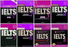 Cambridge IELTS Practice Tests Series 1, 2, 3, 4, 5, 6, 7, 8