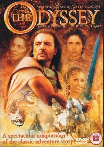 A Odisseia Odyssey Adventure Movies Vanessa Williams