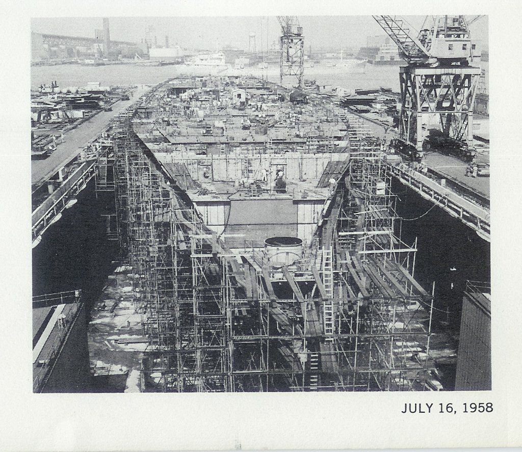 kitty hawk under construction