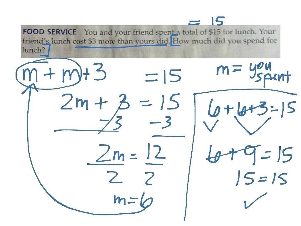 42 Math Worksheets Grade 7 One Step Equations One Step Equations Math Worksheets Equations