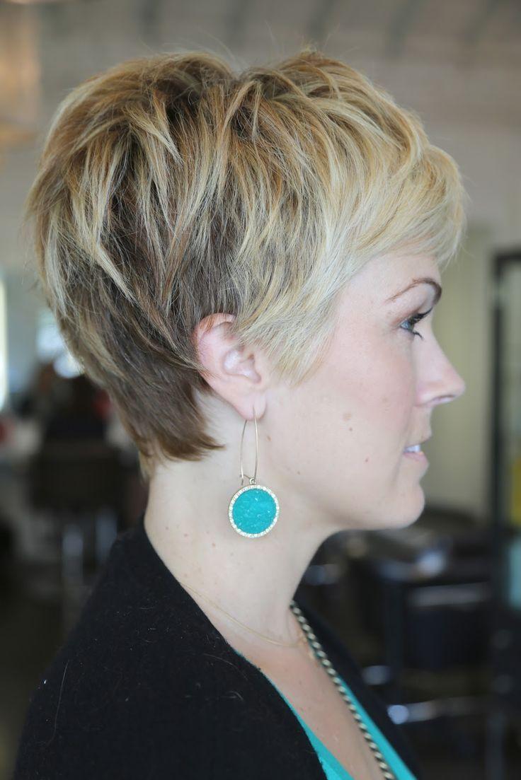 Short Choppy Pixie Hairstyles Hair Pinterest Pixie Hairstyles