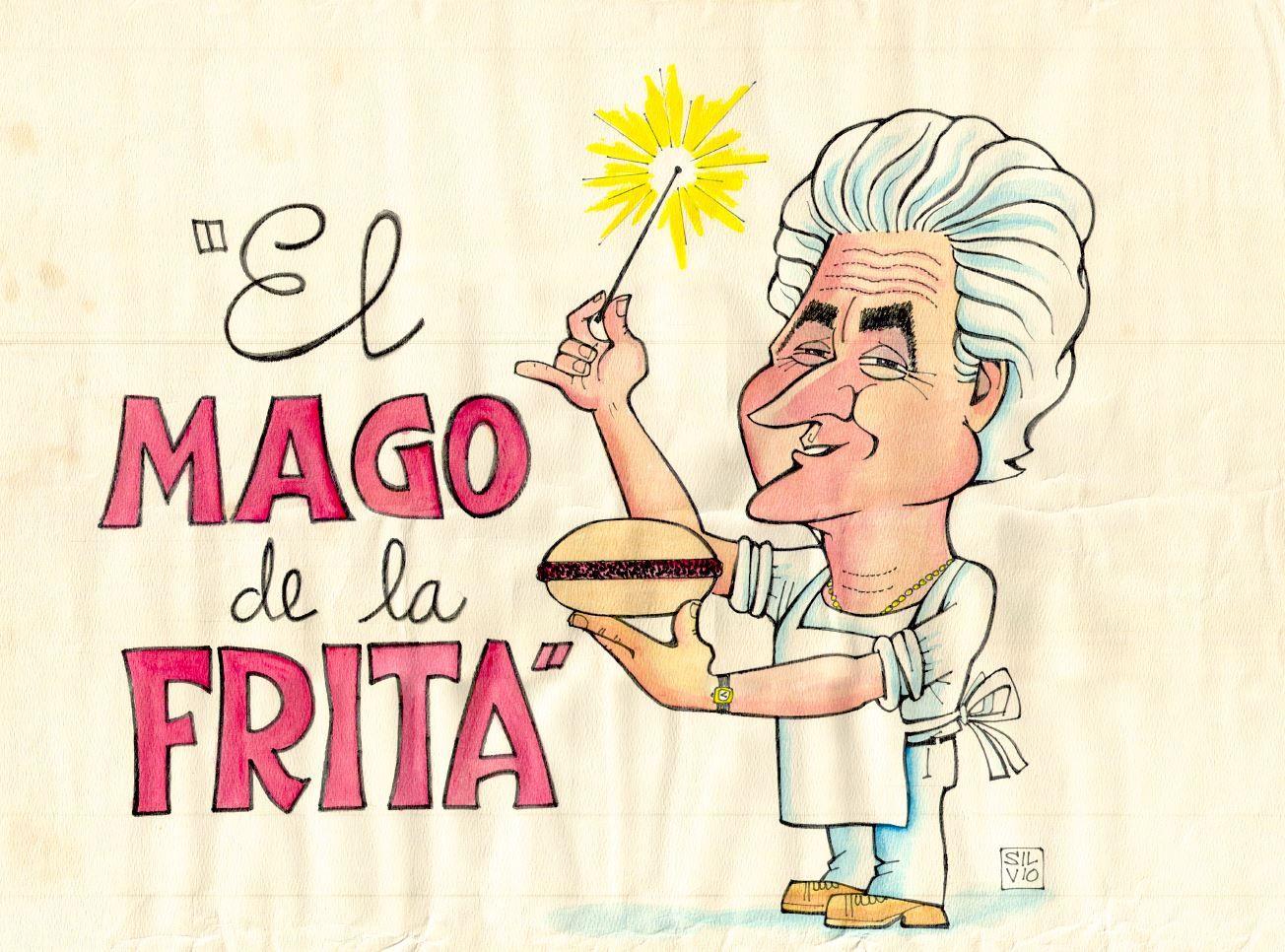 El Mago de las Fritas logo