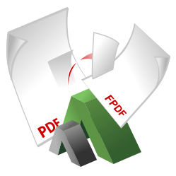 FPDI is a collection of PHP classes facilitating developers to read pages from existing PDF documents and use them as templates in FPDF.
