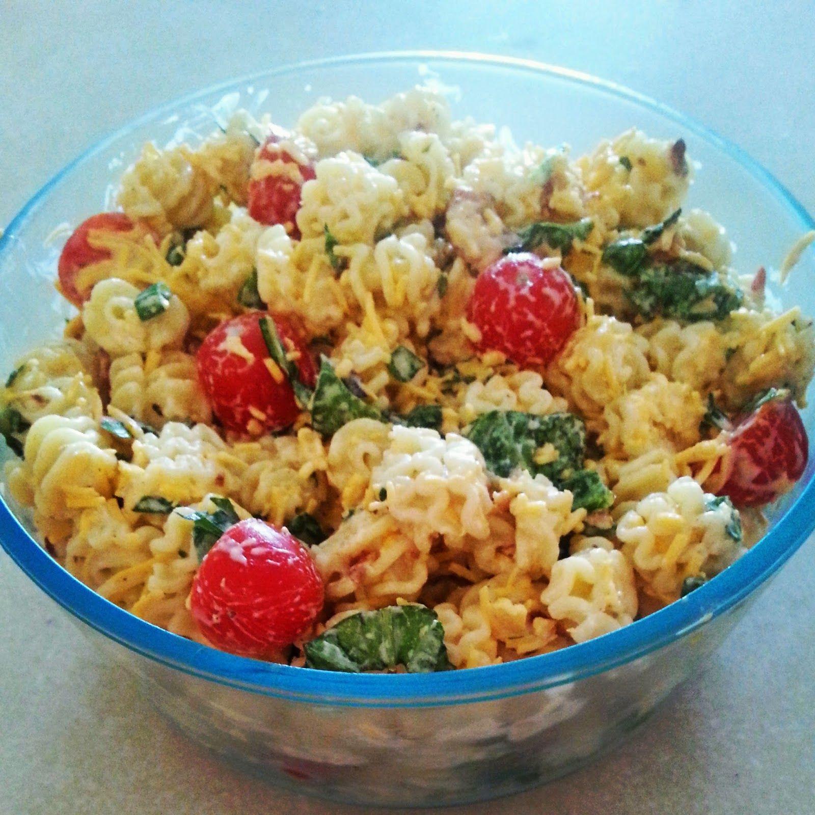 Basic Pasta Salad - A Pioneer Woman Recipe