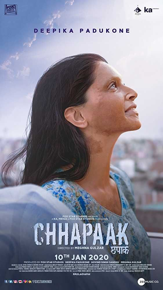 CHHAPAAK Movie Review, Rating, Story, Trailer, Cast and ...