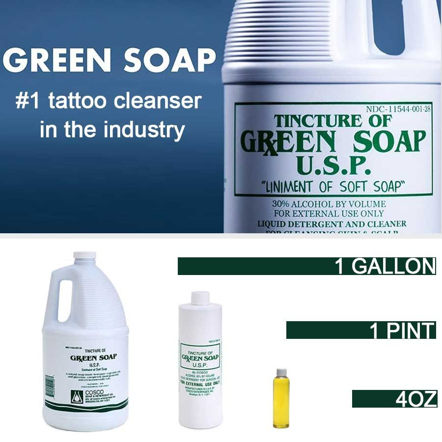 Green Soap Green Soap Soap Softsoap