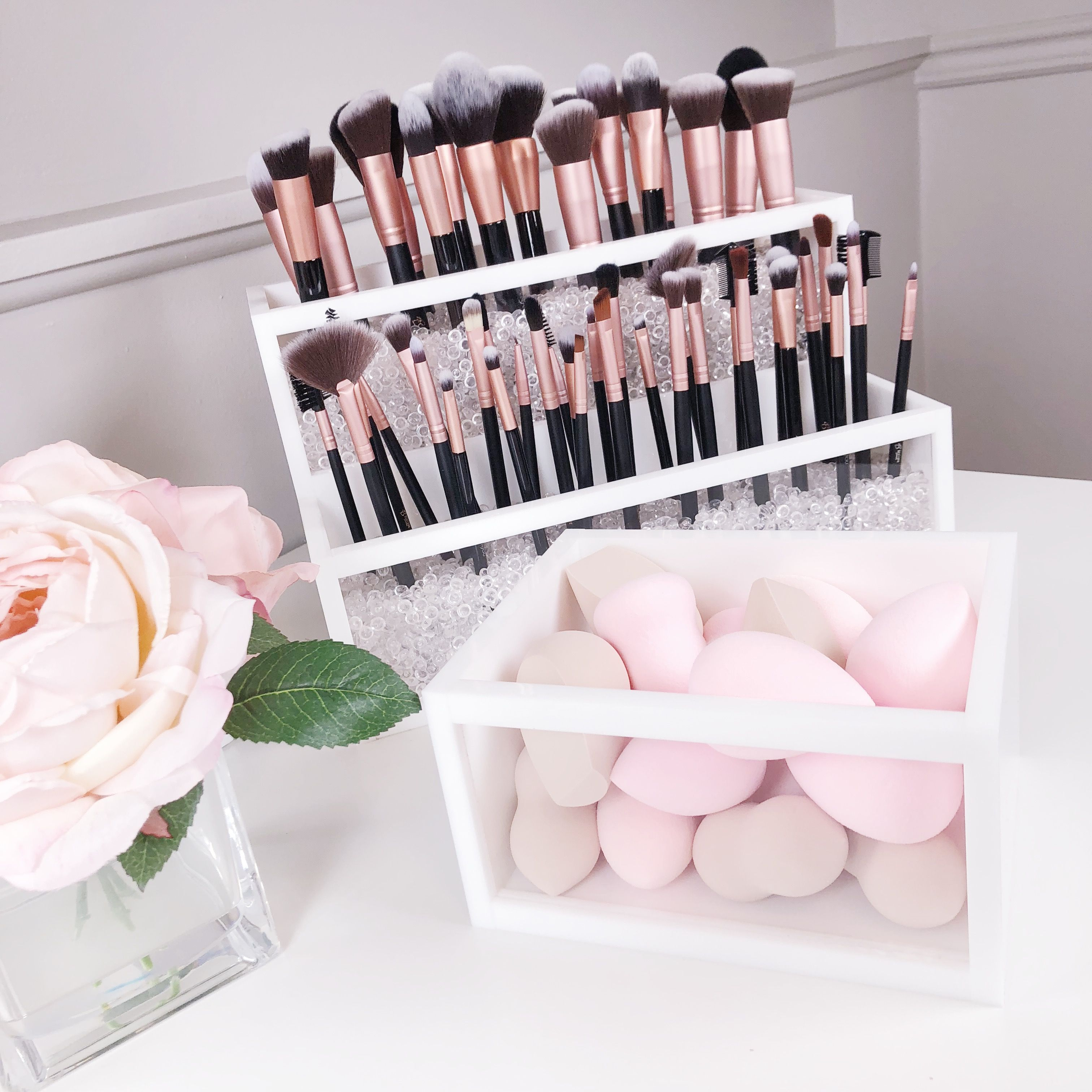 Makeup Brush Holders. Our Sofia and Mia Brush Holders make