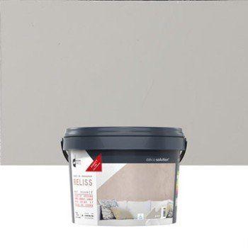 Peinture à effet reliss 2 en 1 maison deco galet 15 kg