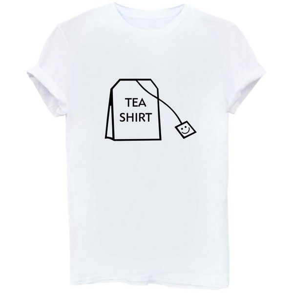 c66eca223616 BLACKOO Teen Girl Funny T shirts Women Cute Tops Junior Graphic Tee (£7.95)