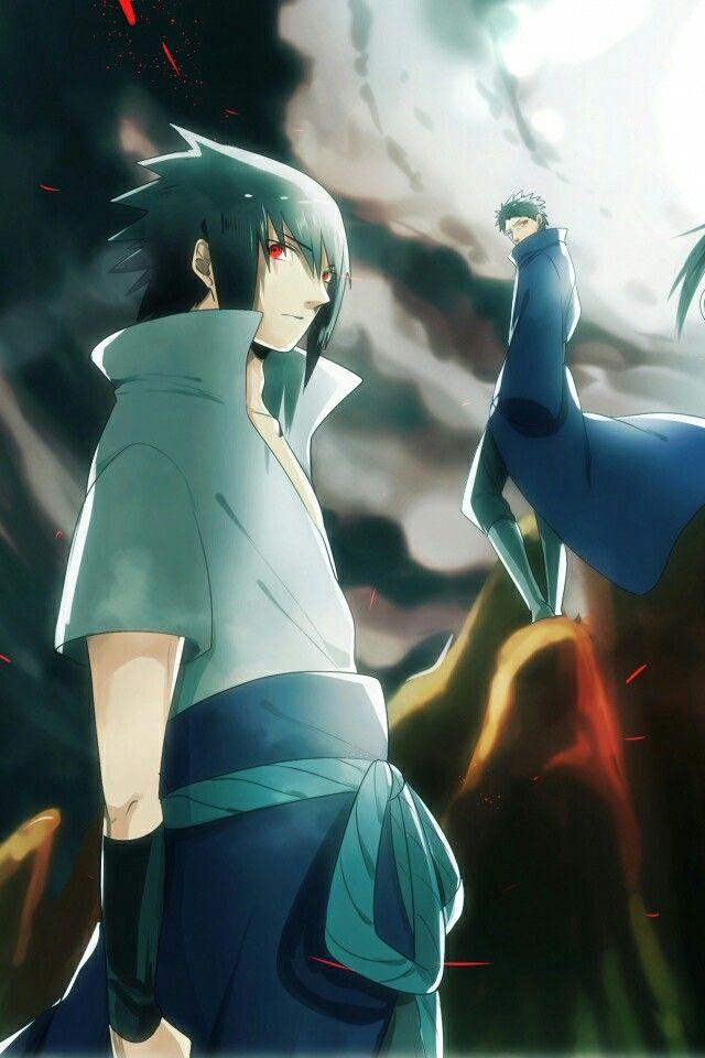 Sasuke & Obito