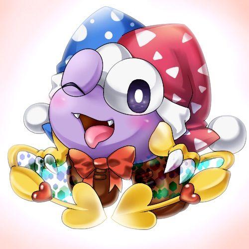 Pin By Scarlet On Kirby Kirby Character Kirby Art Nintendo Fan Art