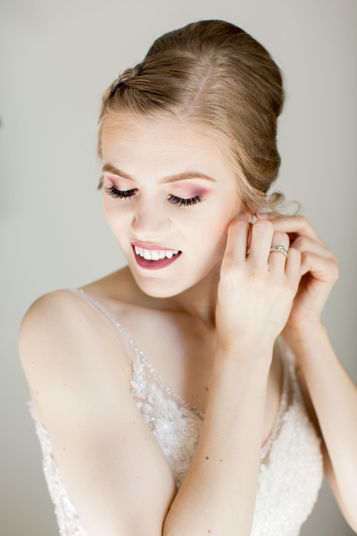 bridal eye makeup Eye makeup wedding inspiration