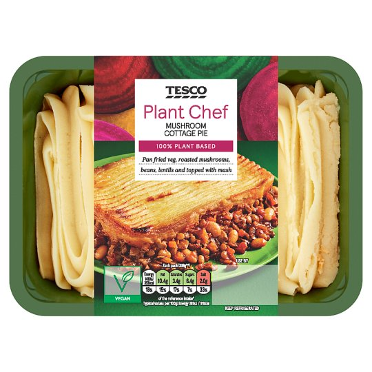 Tesco Groceries In 2020 Cottage Pie Stuffed Mushrooms Tesco Groceries