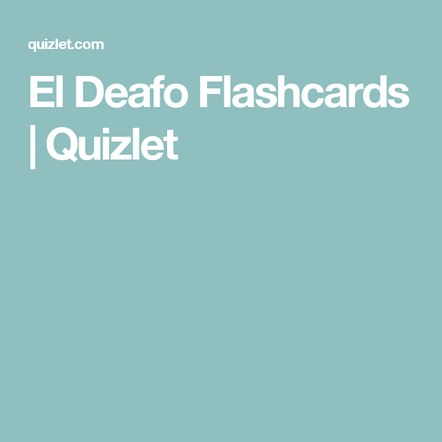 El Deafo Flashcards   Quizlet   Book Clubs   Pinterest   Teacher