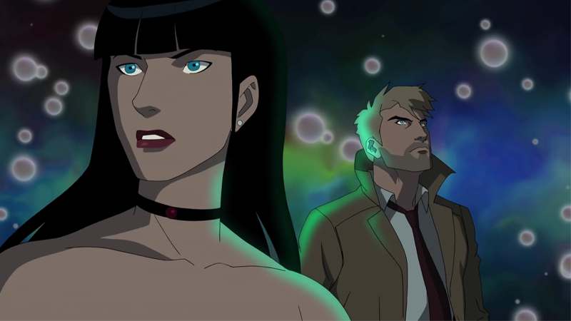 Our First Look At The Next Dc Animated Movie Justice League Dark Justice League Dark Justice League Artwork Zatanna Justice League Dark