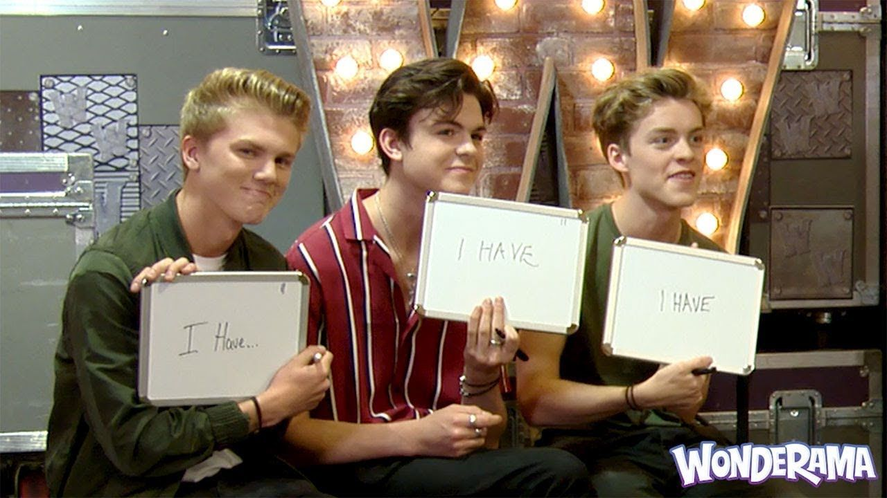 """""""Never Have I Ever"""" - New Hope Club - In the Wonderama 360 Lounge"""