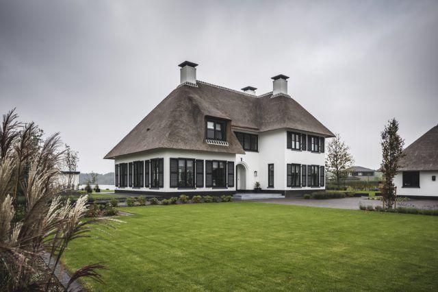 Hous luxe woningen luxe villa in arcen будинки