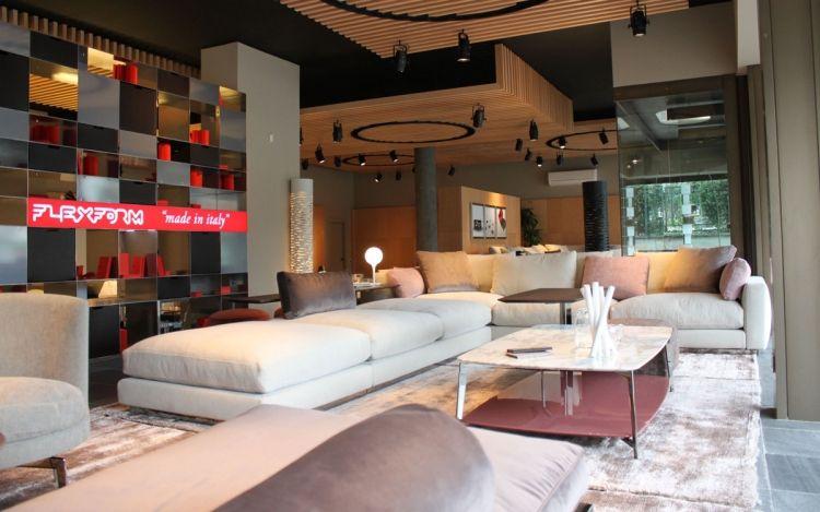 Wohnzimmer modern einrichten \u2013 28 Designermöbel und Ideen