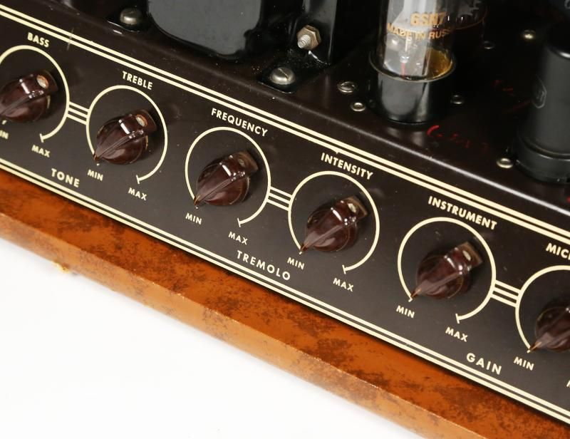 1950 gibson ga 50t 39 50 ga50 vintage electric guitar tube combo amplifier amp ebay guitar. Black Bedroom Furniture Sets. Home Design Ideas