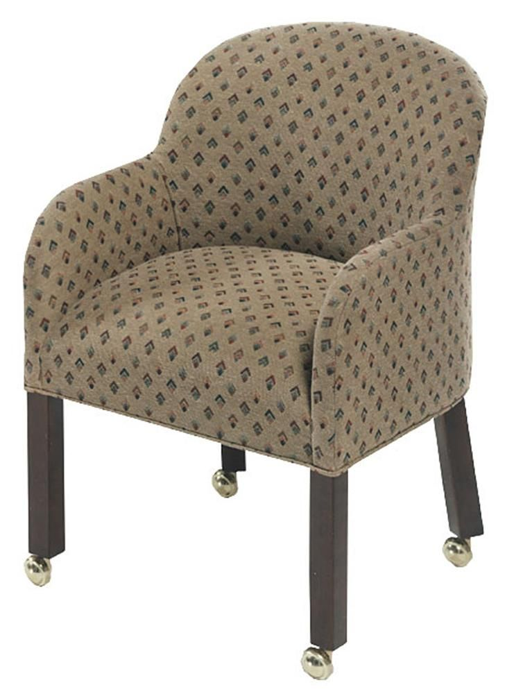 Beautiful Chairs Laurel Tub Chair On Casters By Designmaster
