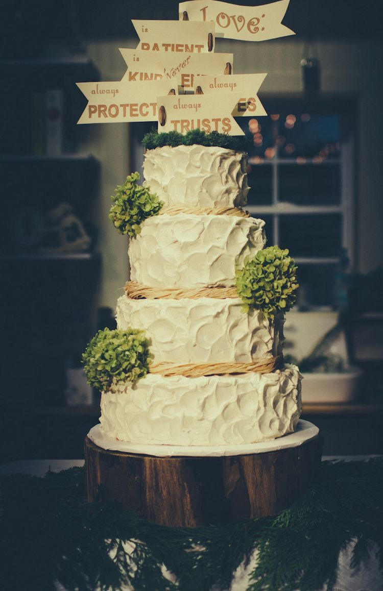 The Hunt is Over Rustic Wedding Inspiration | Bake a Cake by Mariana ...