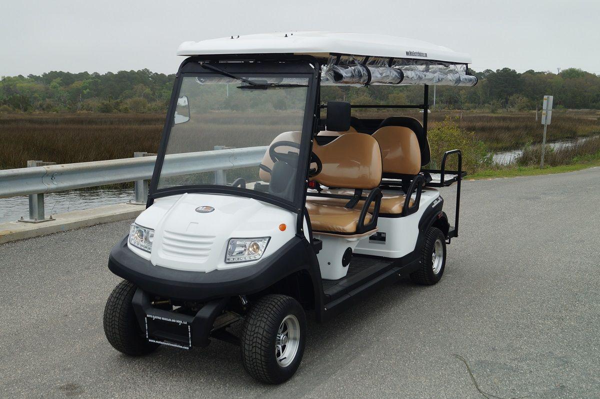 Golf Cart Electric Vehicle Golf carts, Street legal