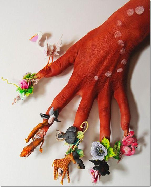 NAIL ART DESIGNS: fake nail designs ideas - cool chice for fake nail ...