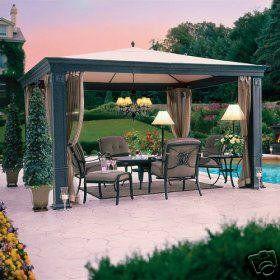 Are You Searching For Reasonable Gazebos · Garden CanopyGazebo  CanopyBackyard ...