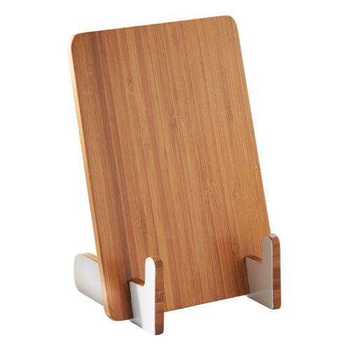 Typhoon Bamboo Connect Tablet And Recipe Book Stand Recipe Book Holders Recipe Book Stand Beautiful Kitchenware