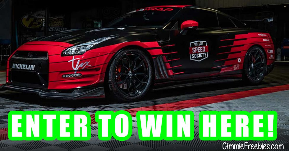 Nissan Hot Rod Giveaway 80 000 Value Free Stuff Hot Rods