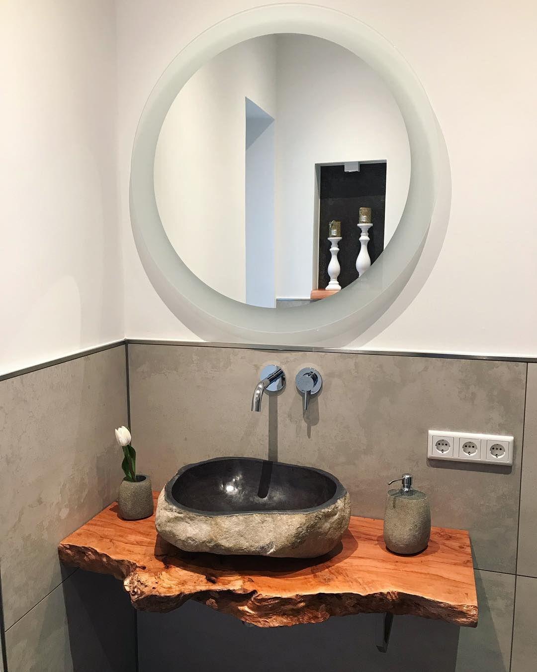 New The 10 Best Home Decor With Pictures Heute Ist Unser Spiegel Mit Beleuchtung Gekommen Perfekt Zum Mit Bildern Holzwaschtisch Badezimmer Spiegel Mit Beleuchtung