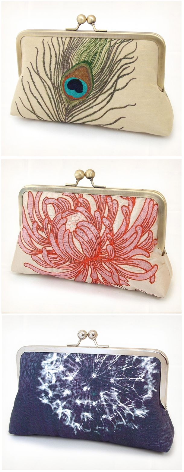 clutches galore!