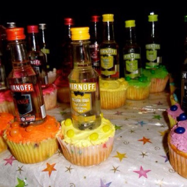 21st Birthday Cupcakes 21st birthday Pinterest 21st