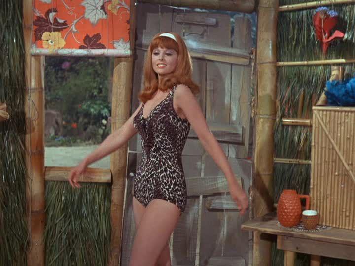 Gilligan's Island | Ginger gilligans island, Tina louise, Ginger grant