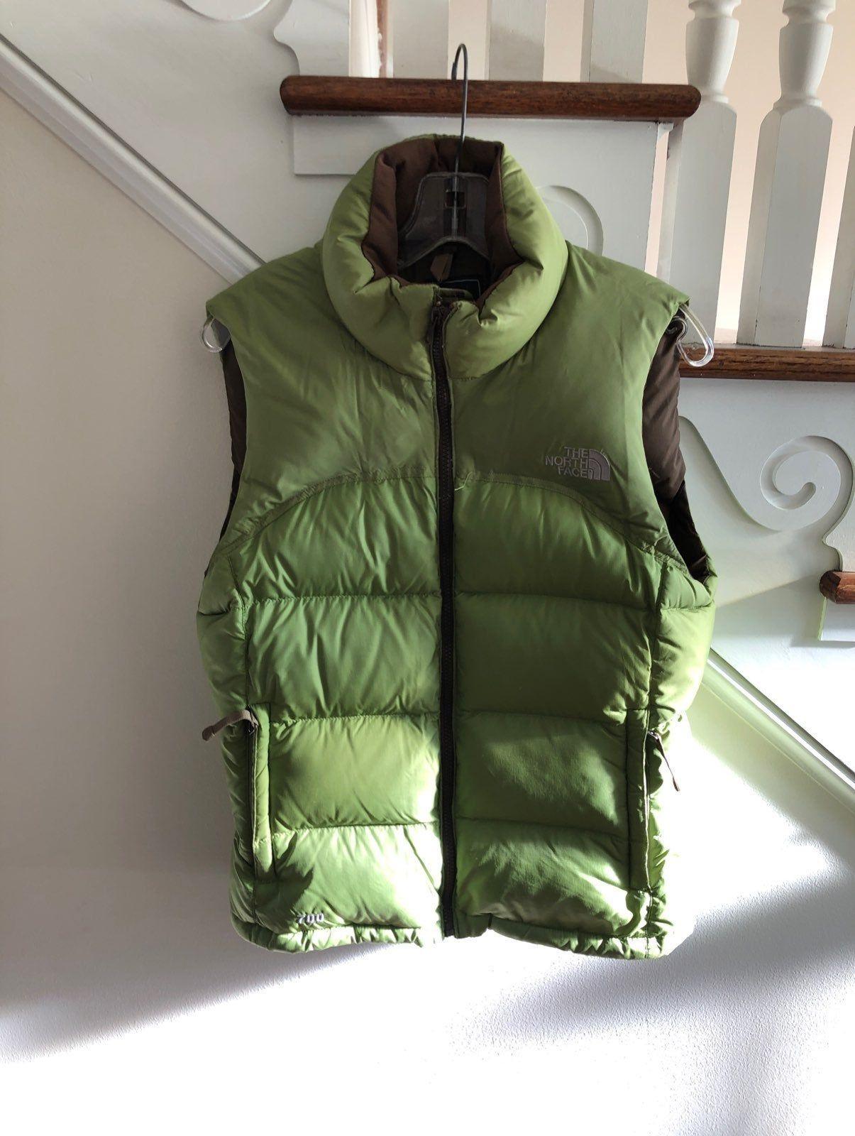 Lime Green North Face Women S Vest Puffer Vest Outfit Green North Face Green North Face Puffer [ 1600 x 1205 Pixel ]