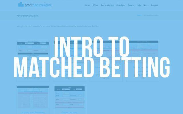 Money saving matched betting uk betting terms sports