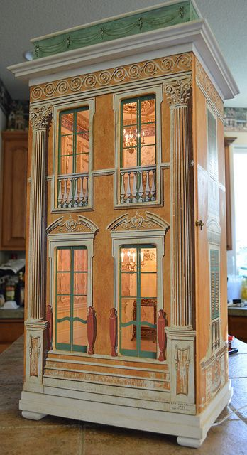 Two Room House mara's eric lansdown 1:12 scale house | house beautiful, scale and