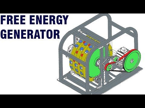Infinity Sav C Electromagnetic Generator 10kw Free Energy Youtube Free Energy Generator Free Energy Projects Free Energy