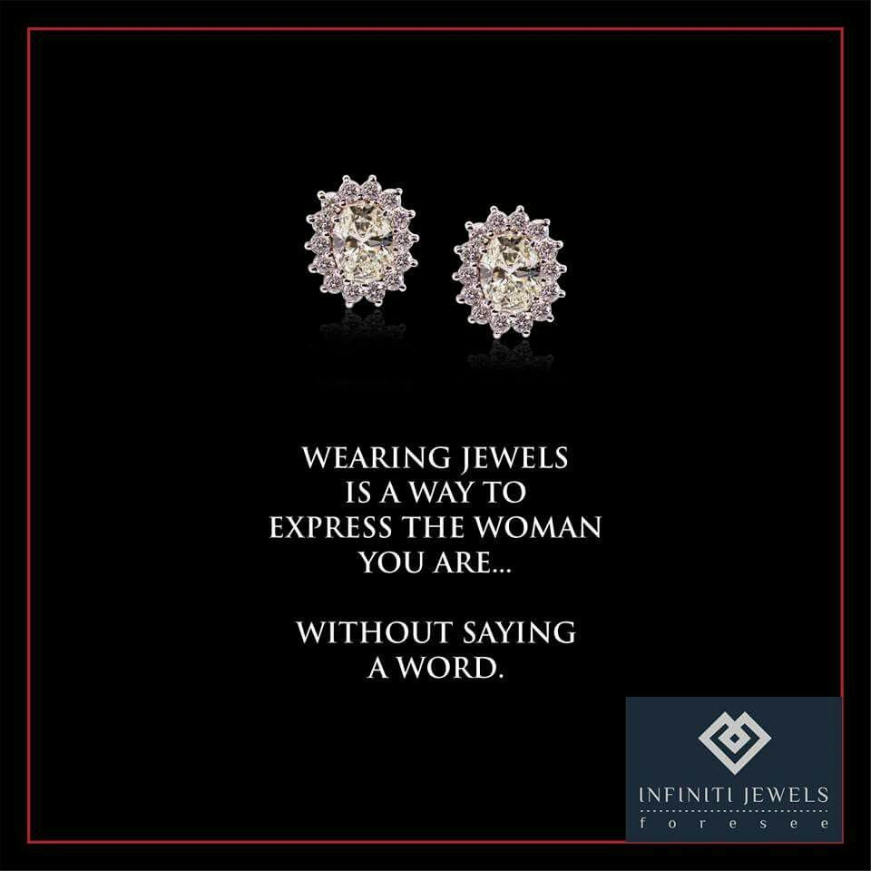 Carved to impress. Designed to express. #infiniti #jewellery #earrings #women #beautyquote #bespoke #beautiful