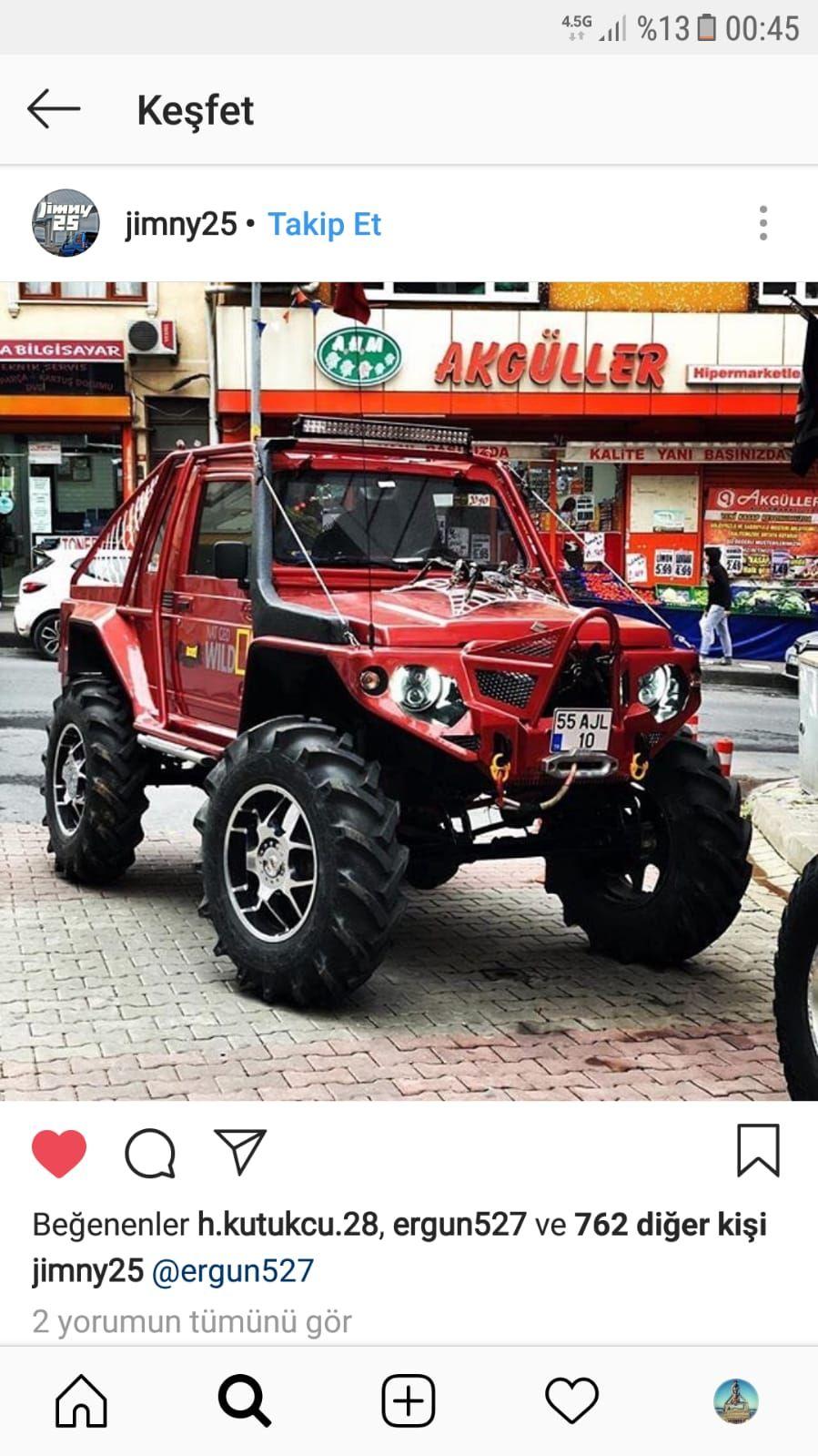 Spiderman Samurai In 2020 Suzuki Jimny Suzuki Samurai Jeep