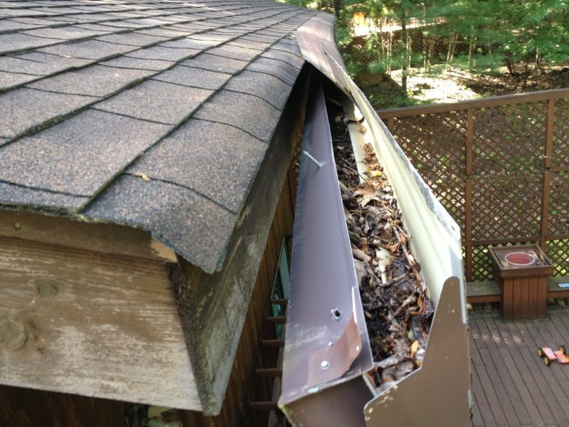 Average Gutter Installation Cost Want To Get Guttersinstalled Before You Begin With Th How To Install Gutters Rain Gutter Installation Skylight Installation