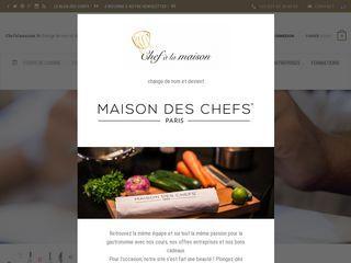 Venez apprendre à cuisiner comme un chef chez MaisonDeschefs.com. Nos ateliers culinaires vous proposent des cours de cuisine, des cours de patisserie, cours d oenologie ou de cocktails.